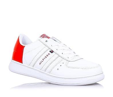 Pour À Hilfiger Chaussures Garçon Lacets De Ville Tommy YI4ZZf
