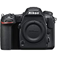 Nikon D500 Body Only, Black