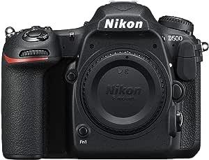 Nikon D500 Body Only, Black