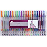 Eparon 40-piece Gel Pen Set with 40 Unique Colors!