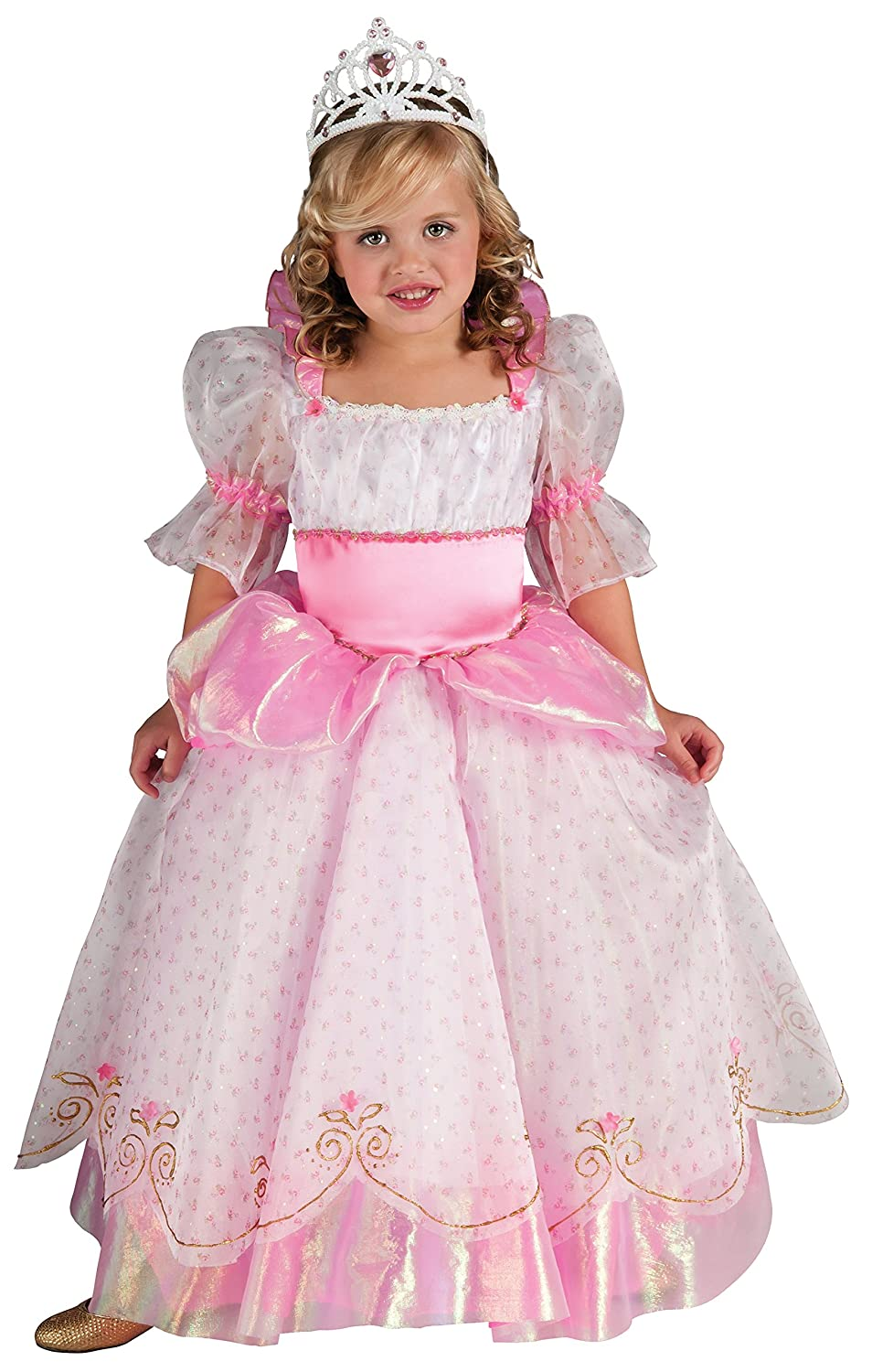 Rubies Costume Pink Princess Costume, Small Rubies Costume Co (Canada) 881226
