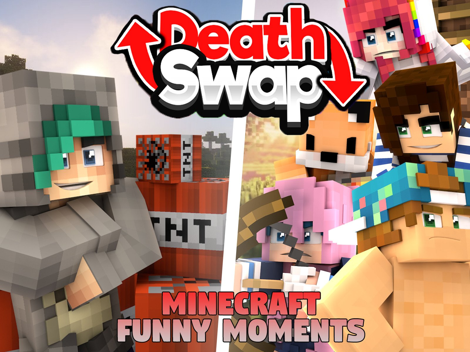 Death Swap (Minecraft Funny Moments) on Amazon Prime Video UK