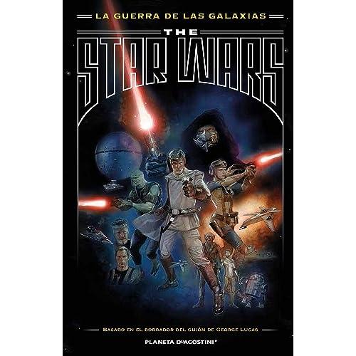 La guerra de las galaxias (The Star wars): Basado en el borrador del guión de Geroge Lucas (Star Wars: Cómics Leyendas)