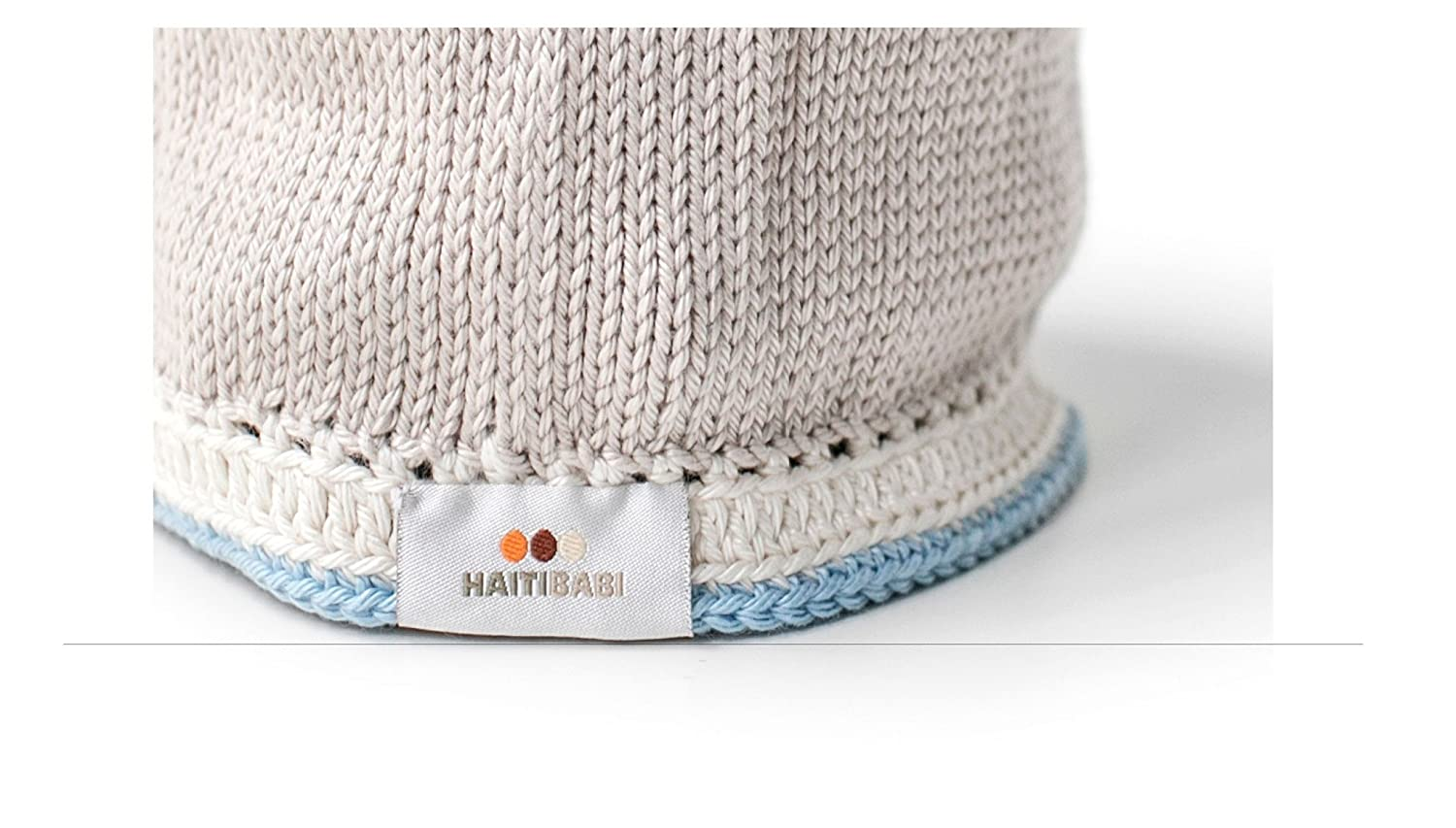 Haitibabis Tranquility Collection Baby Hat