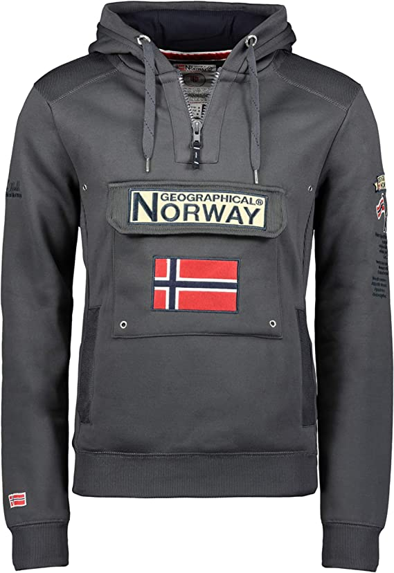 Geographical Norway GYMCLASS Herren-Sweatshirt