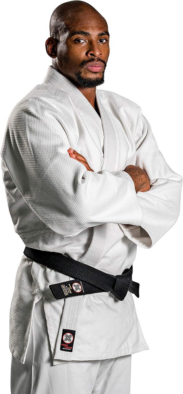 Details about  /Ronin Brand Champion Comp Judo Uniform White