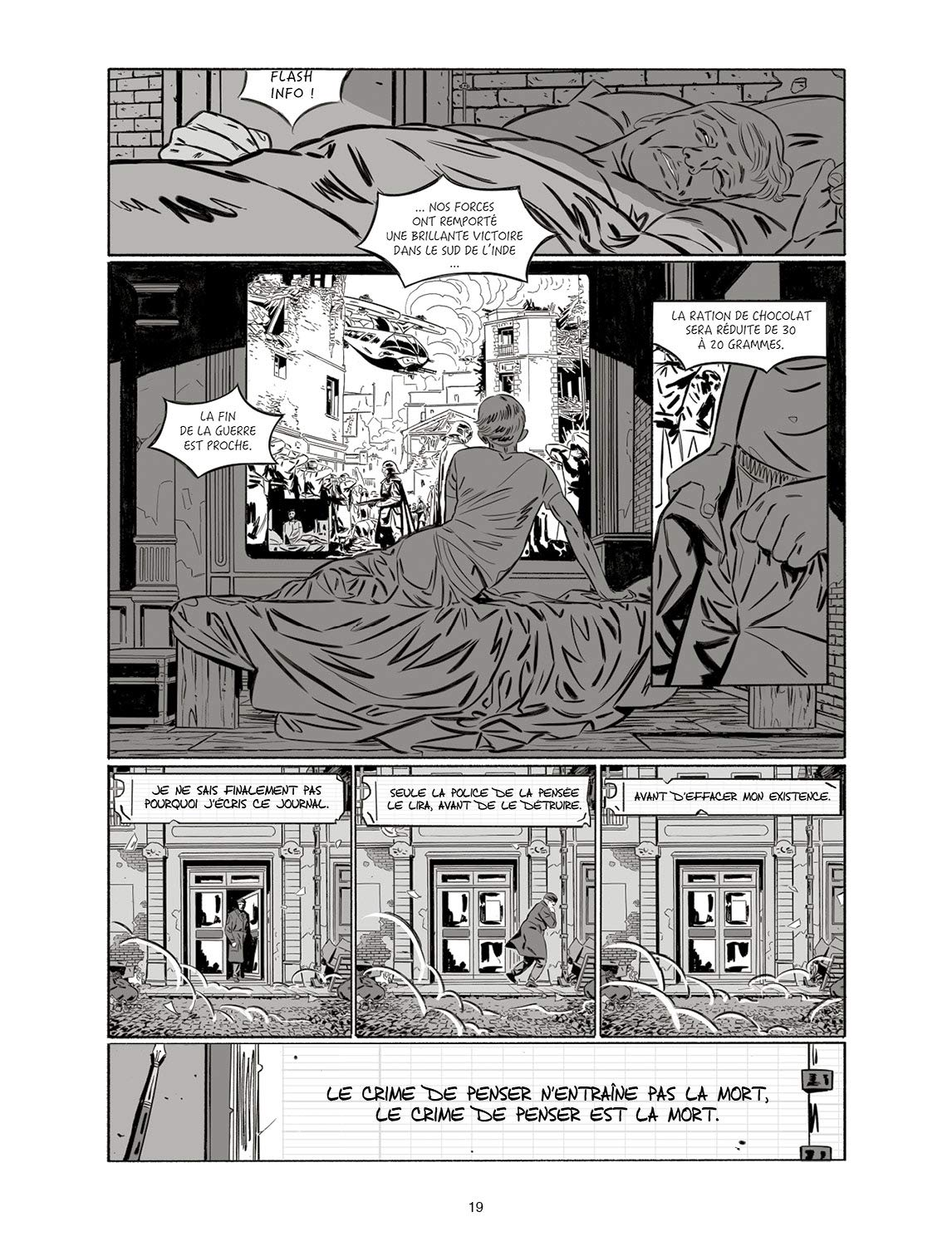 """Résultat de recherche d'images pour """"2/1984 : Jean-Christophe Derrien et Remi Torregrossa ( éditions du Soleil)"""""""