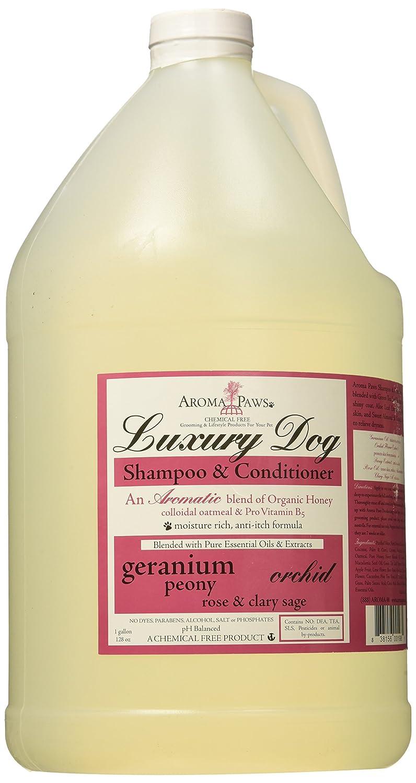Aroma Paws Shampoo, Geranium Orchid Sage