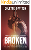 Broken: A Gay Romance (Heaven and Hell Club Book 1)