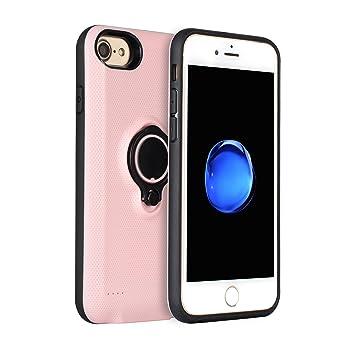 Adirigo Funda Bateria para iPhone 6/6s, [2500mAh] Carcasa Bateria Externa Recargable Portatil Protector Cargador Power Bank Case para Apple iPhone ...