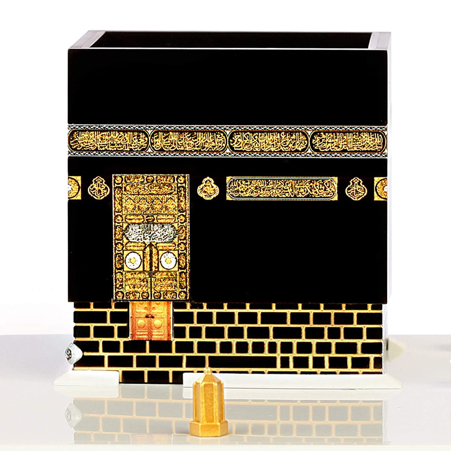 Buy Kaaba Scale Model Best Islamic Gift Online at Low Prices in ...