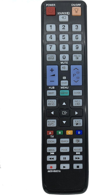 AA59-00431A mando analógico (no es original) Samsung: Amazon.es: Electrónica
