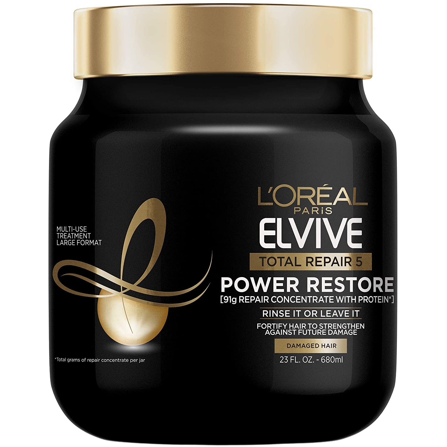 Loreal Paris Elvive Power Restore for thicker hair