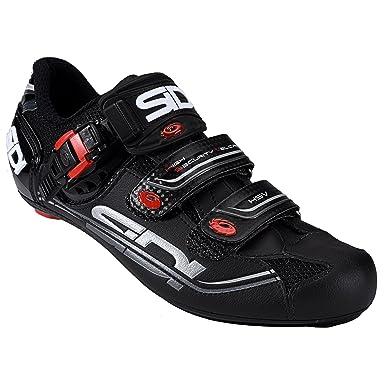Sidi Sidi Sidi Road Genius 7 Chaussures de Course Noir, Mixte, Taille 38 6556e9