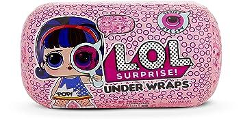 LOL Surprise! - Under Wraps Serie Espia Muñeca con Disfraz, 15 Sorpresas, Multicolor, Modelo surtido (MGA Entertainment 552055E7C)