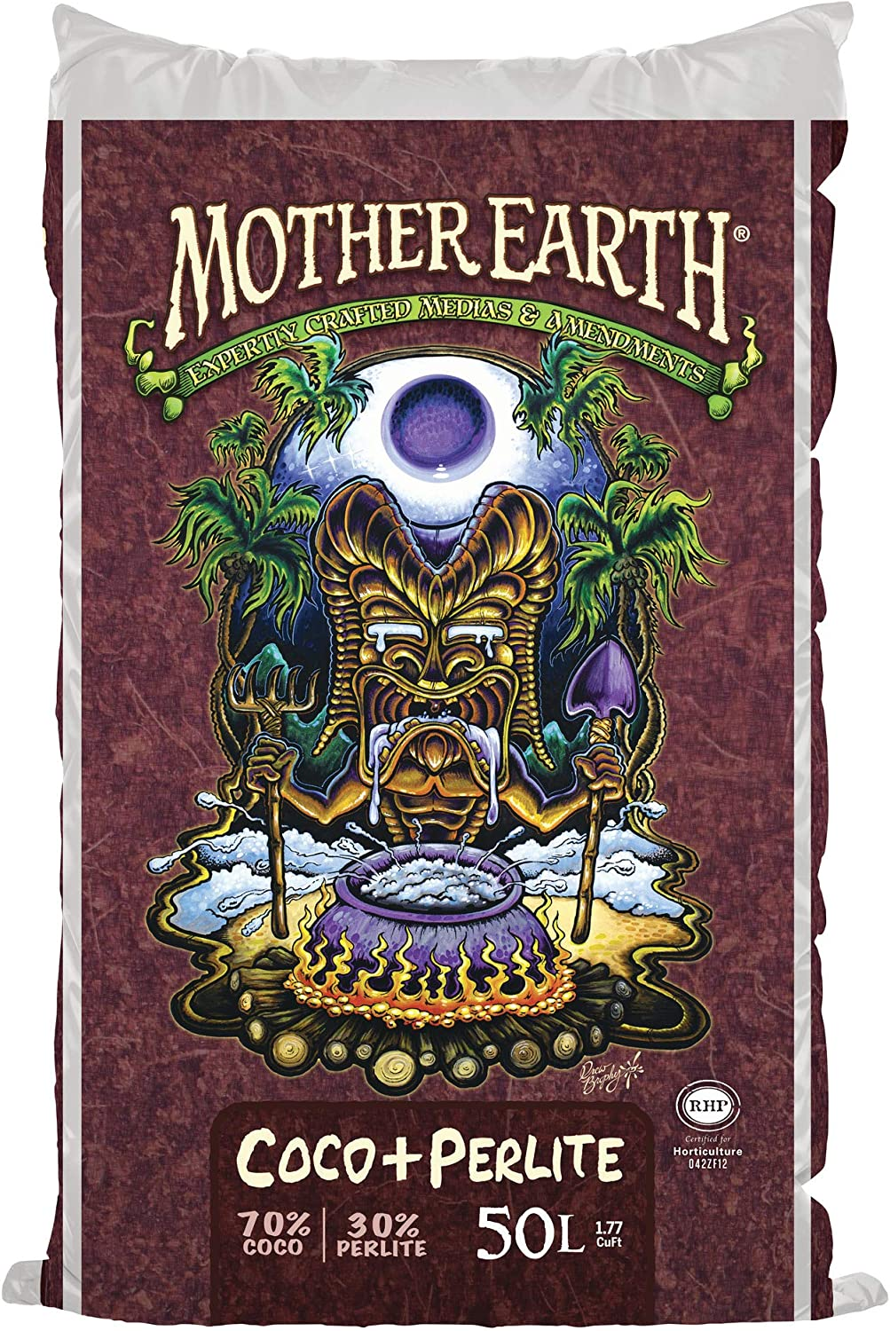 Mother Earth Coco Plus Perlite Raised Bed Soil Mix