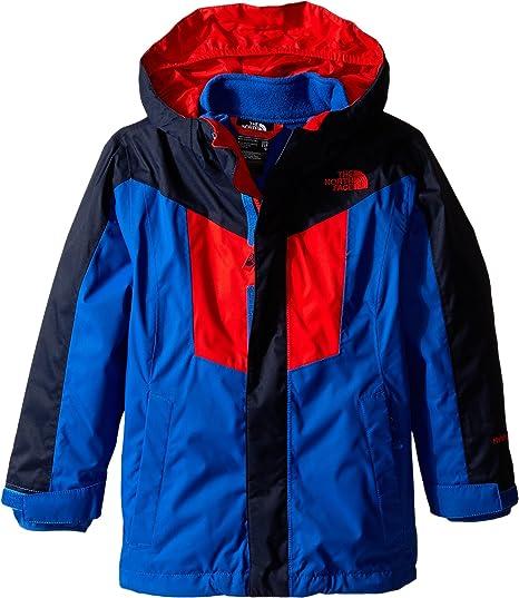 47d2f3219 The North Face Kids Mens Vortex Triclimate Jacket (Little Kids/Big Kids)
