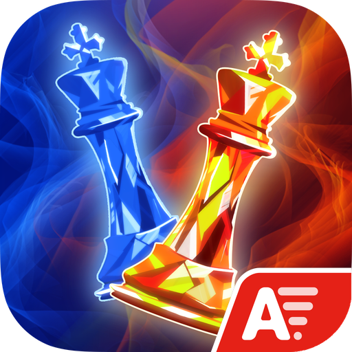 Ice & Flame Chess 3D
