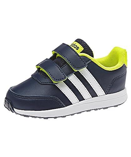 503259728c Adidas neo AW4113 Scarpa velcro Kid Blue 20