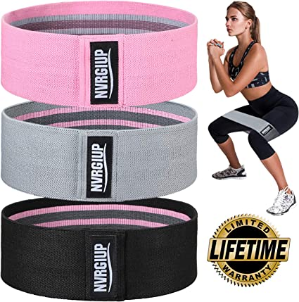 Hip Circle BandResistance Bands SetHome//Gym booty/&legs WorkoutNon-slip