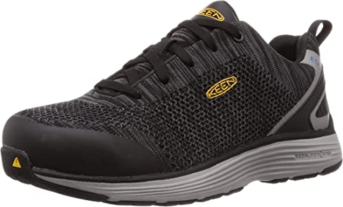 KEEN Utility Men's Sparta ESD Work Shoes review