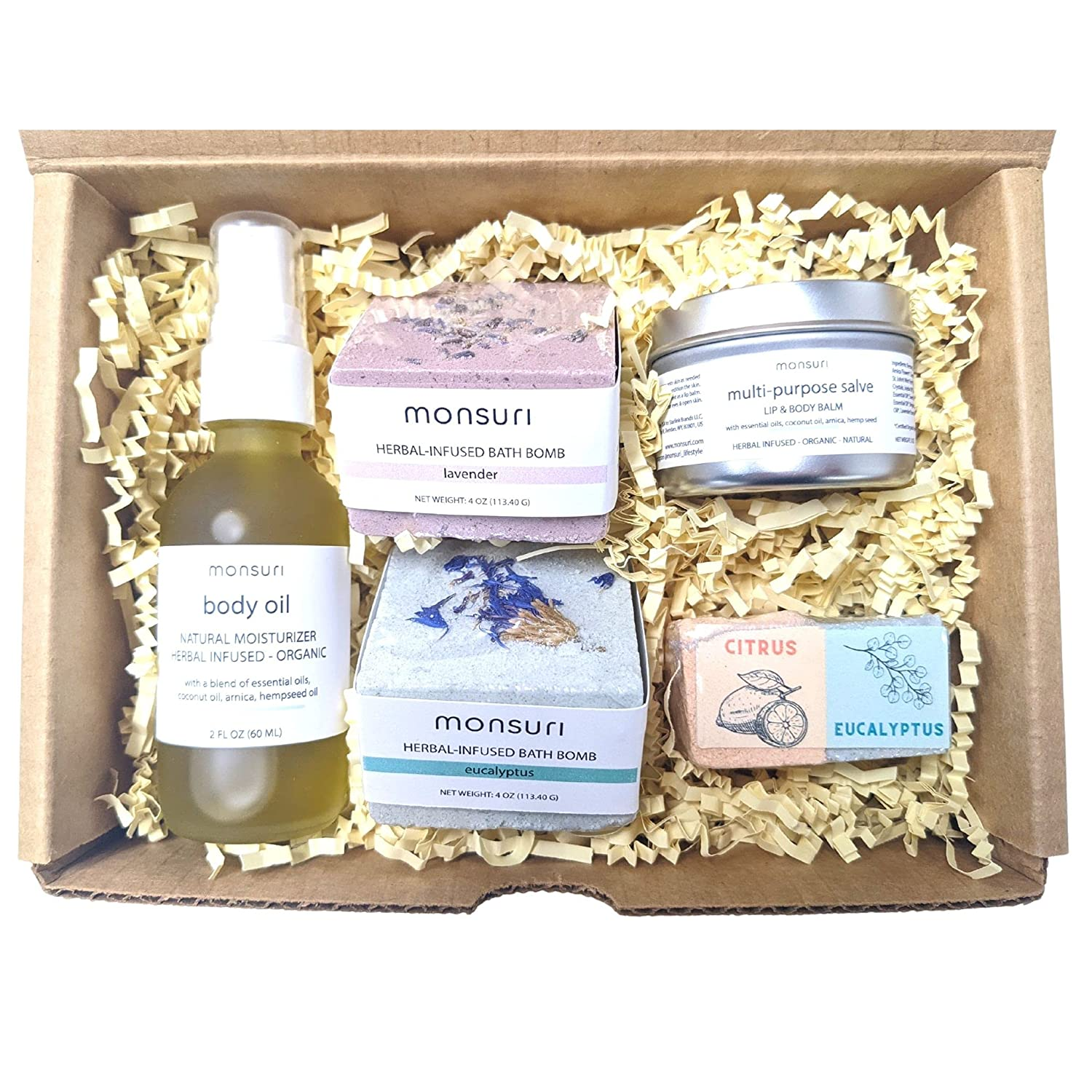 Luxury Spa Gift Baskets for Women: Self Care Package with Bath Accessories Set & At Home Spa Day Kit for Pampering and Relaxation. Get Well Soon Gift Basket, Birthday Gifts for Mom, Womens Pamper Kit