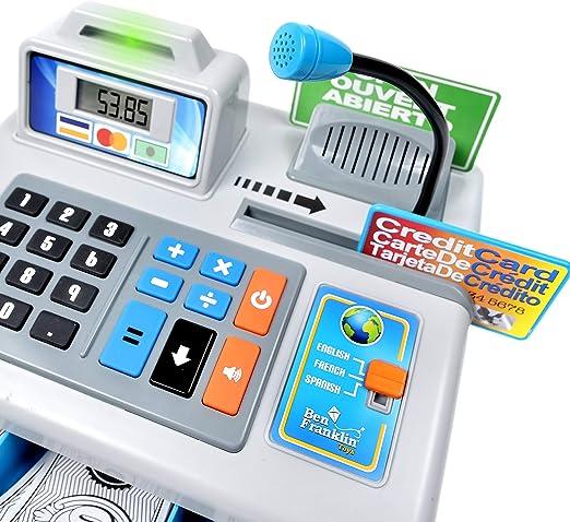 Cash register toy 19750