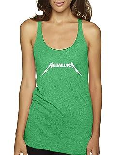 9c198743ec8704 Amazon.com  JDS FRINGE Tank Top Metallica Since 1981 Tee Four ...