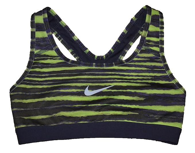 Sujetador deportivo Nike Pro Classic Tiger para mujer, color ...