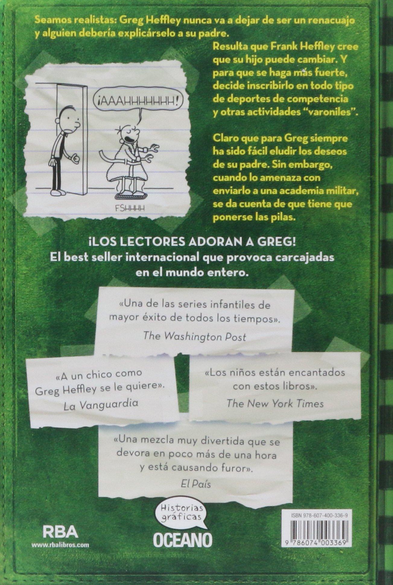 Paquete Diario de Greg (12 volúmenes): Jeff Kinney: 9786075274188: Amazon.com: Books