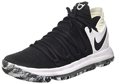 a82f881044671 Nike Zoom KD10 Black White