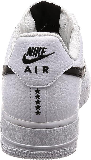 Nike Herren air_Force_1_07_aa4083 013 Sneaker, rot