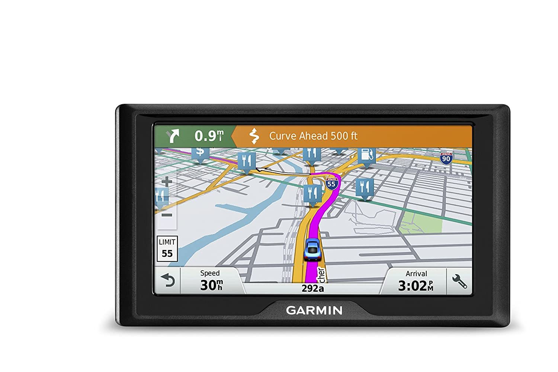 Garmin Navigator Lifetime Directions Foursquare Image 2