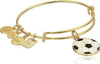 product image for Alex and Ani Team USA Soccer Expandable Bangle Bracelet