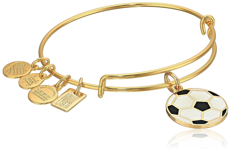 Alex Ani Soccer Expandable Bracelet Image 1