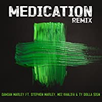Medication (Remix) [feat. Stephen Marley & Wiz Khalifa & Ty Dolla $ign]