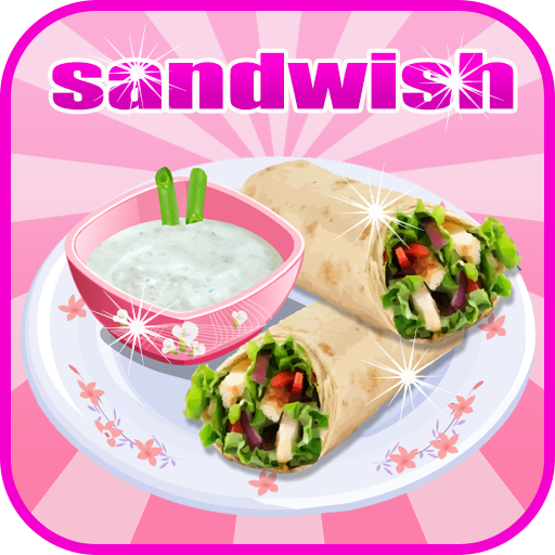 Sandwich Cooking - Cooking Games
