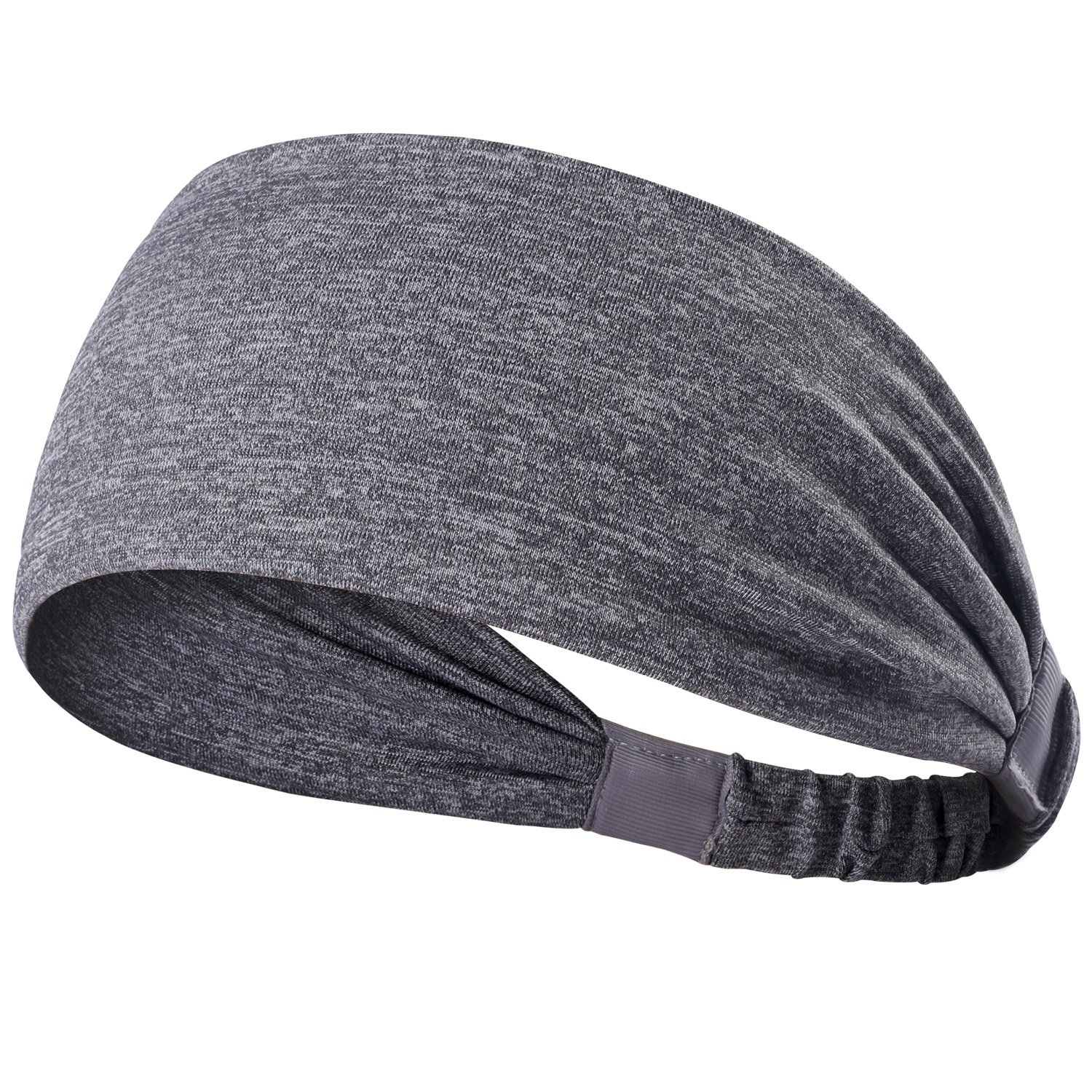 Calbeing Moisture Wicking Headband for Womens - Workout Sweat Band, Soft, Comfortable, Perfect for Working 75614896