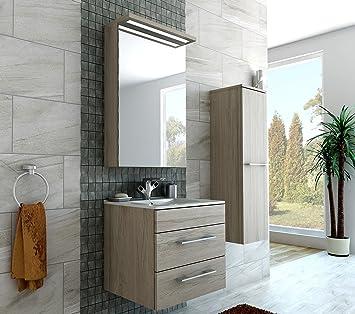 Amazon.de: Badezimmer komplett Set 3-Teilig / Ausstattung mit ...