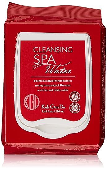 Amazon.com: Koh Gen Do Limpieza Agua cloth-40 ct.: Luxury Beauty