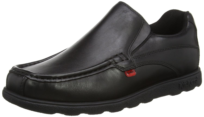 ecce50eb118d Amazon.com  Kickers Fragma Slip On Mens Shoes Black  Clothing