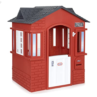 Little Tikes Cape Cottage, Red: Toys & Games