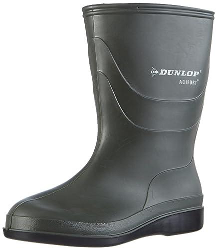 Dunlop B550631 DESINFECTIE GROEN 45, Unisex-Erwachsene Langschaft Gummistiefel, Grün (Grün(Groen) 08), 45 EU