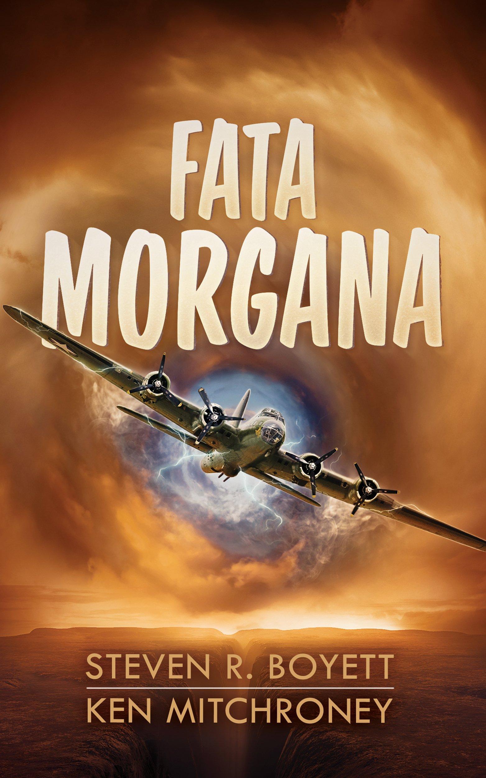 Fata Morgana: Amazon.es: Steven R. Boyett, Ken Mitchroney ...