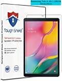 TOUGH SHIELD® 0.3 mm 9H Flexible Gorilla Guard Tempered Glass Screen Protector Shield for Samsung Galaxy Tab A 10.1 Inch (2019) (SM-T510 / SM-T515) (Pack of 1)