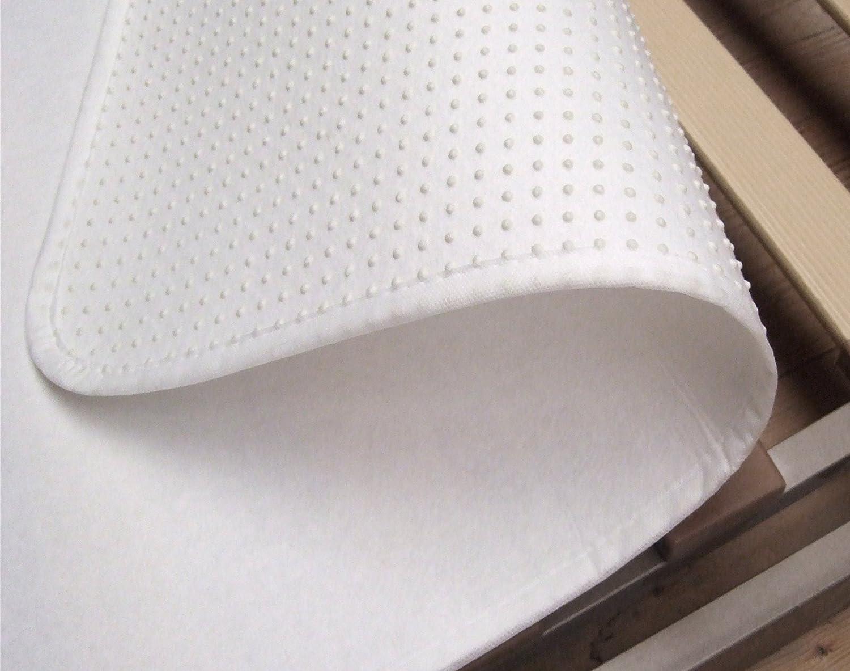 Biberna 809504/001/144 - Protector de colchón para somieres de láminas Muy Aislante y Transpirable para Cama de 140 x 200 cm, hasta 160 x 200 cm, ...