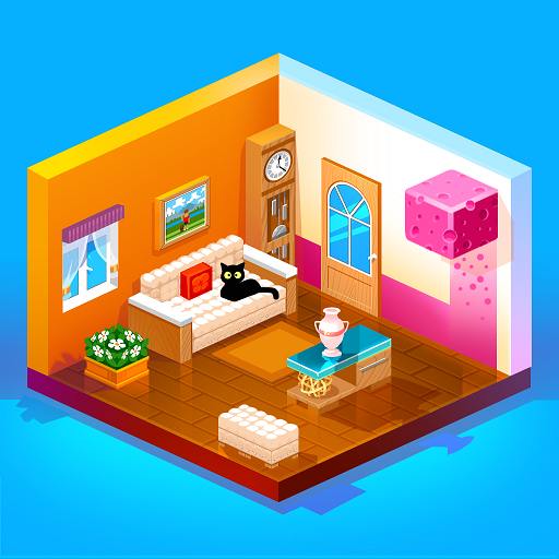Amaze Design 3D - Home My Dream (Best App For Painting Walls)