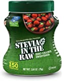 Stevia In The Raw Sugar Substitute, 2.64 Ounce Jar
