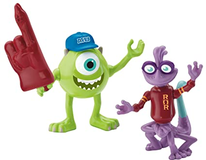 Imaginext Disney Pixar Monsters University Mike Randy