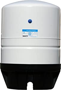 Watts Premier 119008 10-Gallon White Metal Pressure Storage Water Tank